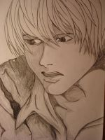 Light Yagami by McFearless1810