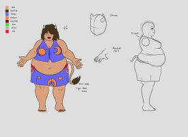 Demi ref 2015 by DaemonKing