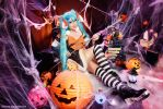 Vocaloid - Halloween Miku by vaxzone
