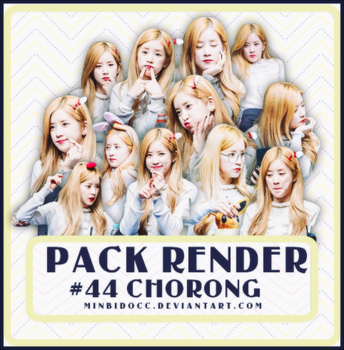 [122916] PACK RENDER #44 CHORONG by DeliaPsc