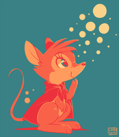 Mrs. Brisby by ChocoChaoFun