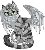 Silverpaw by eagle-flyte