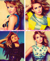 Miley Cyrus Photoshoot by xcswagg