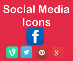 Social Media Icon Pack by Master-User