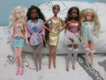 Barbie and Friends by seawaterwitch