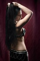 Belly Dancers: Maija I by Rajala