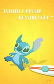 Stitch by KendrickTu