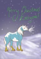 Merry Christmas, All by JEAikman