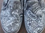 Customized Kicks by snickerdoodle146