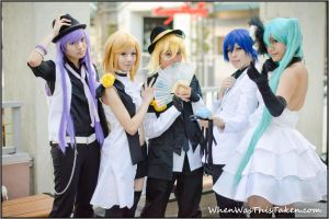 Vocaloid Group by WhenWasThisTaken
