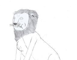 Lion: Chewing and swallowing by LionBreed