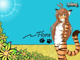 Flora BG 2.0 edited by ekkkkkknoes