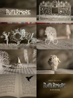 Pottermore collage by HausOfJakeh