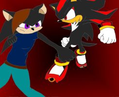 CE: Violet vs. Shadow by Rodef-Shalom