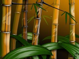 Bamboo by johnnyvegas