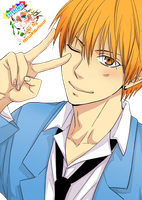 Kise Ryouta render by MisakiAmour