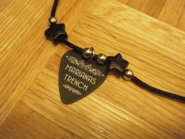 MT Necklace by mendystar1