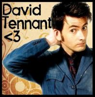 David Tennat Icon by Anime-Reality