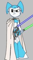 Jenny as General Grievous by mpcp13