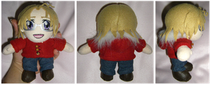 Canada Plush by S2Plushies