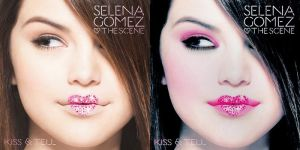 Kiss And Tell Makeup Retouch by TheDesignOfOurLifes
