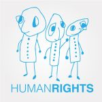 Human Rights Logo by itsyouforme