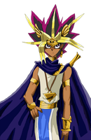 Yu-Gi-Oh! The Nameless Pharaoh by HatPop