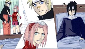 Team 7 Luv colored by Babu-chan