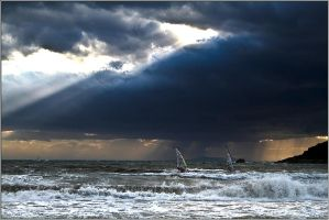 Riders On The Storm by DaJkk