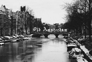 Old Amsterdam by HisNameIsIrene