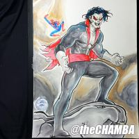 Morbius + Video link by theCHAMBA