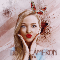 Dove Cameron FR by N0xentra