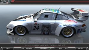 Infinite Stratos Porsche GT2 Chifuyu Itasha- Right by FAT8893