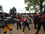 GotG and DoFP Crossover! by the-ultimate-cosplay