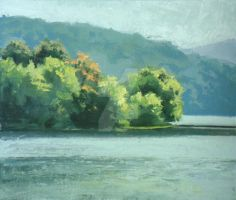 Radnor Lake by colleenquintart