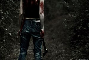 killer by VictoriaMorphine