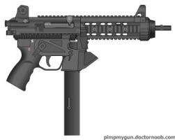 Tec 9 Revised by GeneralRich