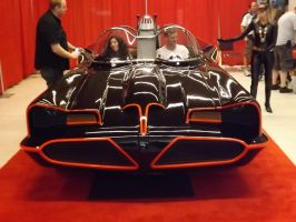 The Classic Batmobile IV by Neville6000