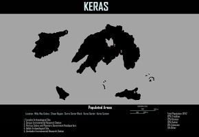 Keras Population Map by desuran