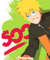Naruto chapter 500 by GaaraJamiE88