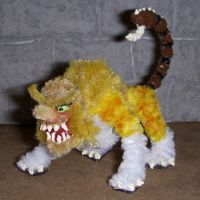 Manticore Deluxe Mini by the-gil-monster