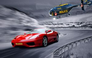 Need for Speed 3 by 55Cancri