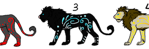Lion adopts by Techno-Soul