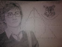 Deathly hallows by Matilzie