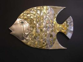 tin fish by gibsart