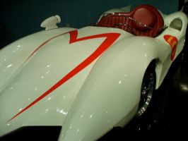 speed racer by ncisgeek