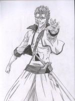 Grimmjow by acss999