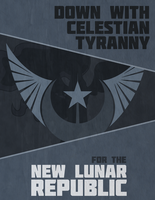 Down With Celestian Tyranny by sodaplayer