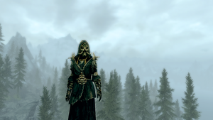 The Last Dragonborn by bluesonic1