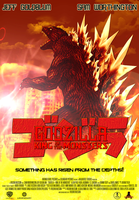 Godzilla - King of the Monsters Poster by KingAsylus91